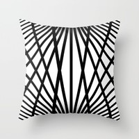 NOVAURORA Throw Pillow by Chrisb Marquez