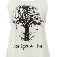 Creme de Once Upon a Time Muscle Voltar Topo