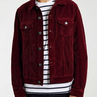 Red Cord Western Jacket