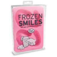 Fred & Friends FROZEN SMILES Ice Tray