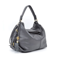 Carmen Hobo Black