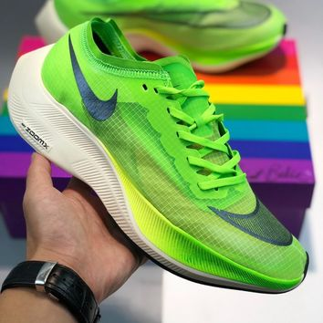 "Nike ZoomX VaporFly NEXT% ""Be True"" cheap Men's and women's nike shoes"
