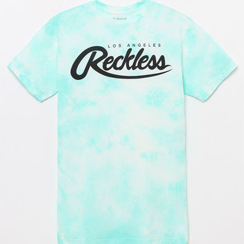 Young and Reckless Big R Script Washed T-Shirt at PacSun.com