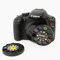 The DSLR Wheel of Filters