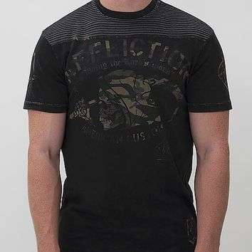 Affliction American Customs Job Security T-Shirt