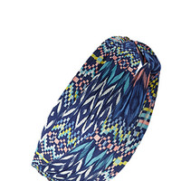 Geo Knotted Headwrap