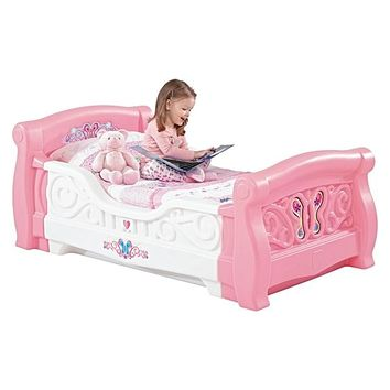 Toddler Sleigh Bed by Step2