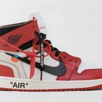 The Ten: Nike OFF WHITE x Air Jordan 1 OG, Virgil Abloh UK 9 | NEW | IN HAND