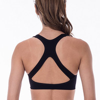 Double Layered Racerback Sports Bra