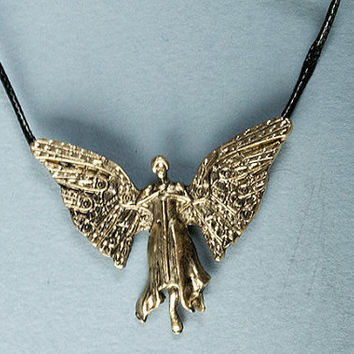 The mortal instruments , City of Bones,City of Fallen Angels ,The Infernal Statue, Tessa Angel Necklace