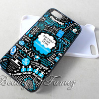 The Fault Our Stars John Green for iPhone 4, iPhone 4s, iPhone 5, iPhone 5s, iPhone 5c Samsung Galaxy S3, Samsung Galaxy S4 Case