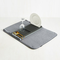 Absorbent Endorsement Dish Rack