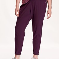 Old Navy Womens Plus Semi Fitted Running Pants