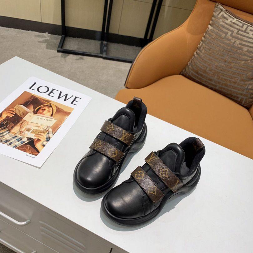 Image of LV  Women Casual Shoes Boots fashionable casual leather12