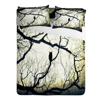 Shannon Clark Mysterious Woods Sheet Set