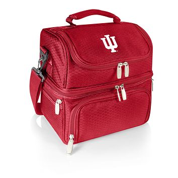 Indiana Hoosiers - Pranzo Lunch Cooler Bag, (Red)