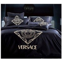 Versace bedding Black and Gold