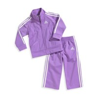 Adidas® Kids 2-Piece Hyacinth Tracksuit Set