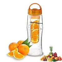 Fruitzola JAMMER Fruit Infuser Water Bottle In 4 Colors