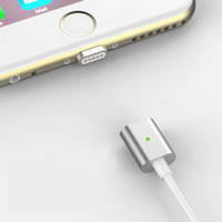 Quick Fast Charging Data Magnetic Cable For iPhone 5S 6 6s Plus Samsung A5 S5 S6 Edge Mobile Phone Magnet Charger USB Cable
