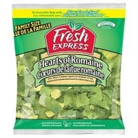 Fresh Express Hearts of Romaine Lettuce 18 oz
