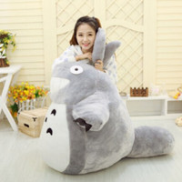 60cm Stuffed Animal Totoro Cartoon Movies Plush Toys Baby Toy High Quality Dolls Girl's Gift