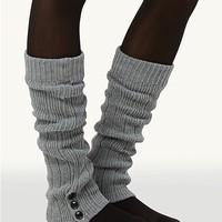 3-Button Leg Warmers | Socks & Legwear | rue21