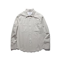 Long Sleeve Vintage Couple Casual Shirt [10800263107]