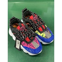 Versace Chain Reaction Sneakers Shoes-1