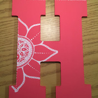 Wooden Decorative Wall Letters