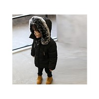 Ready For Winter Baby Coat