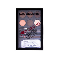 LA Colors I Heart Makeup Brow Palette - Light/Medium
