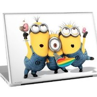 Zing Revolution Despicable Me 2 - Celebrate Laptop Cover Skin for 15-Inch Mac and PC (MS-DMT210011)