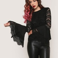 Wicked Game Blouse