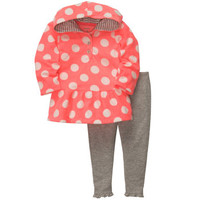 2-Piece Microfleece Legging Set