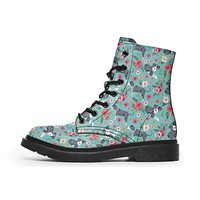 Catahoula Flower Boots