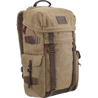 Burton: Annex Backpack - Beagle Brown Waxed Canvas