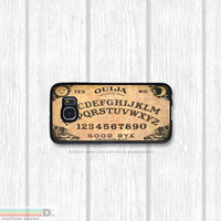Ouija Spirit Board Phone Case with Free Keychain, Custom Phone Case for Galaxy S4, S5, S6