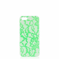 LACE PRINT IPHONE 5 SHELL