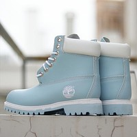 Boys & Men Timberland Boots Waterproof Martin Boots Shoes