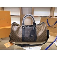 Louis Vuitton Women's lv fashion Leather Shoulder Bag Satchel Tote Bags Crossbody 0423