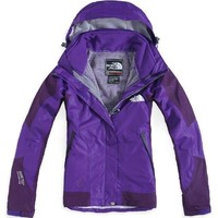 The North Face / Le Sphis / North Face / 2 in 1 female models snowflake series