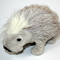 Ganz Porcupine Plush Stuffed Animal