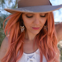 Wide Brim Fedora – Gypsy Outfitters - Boho Luxe Boutique