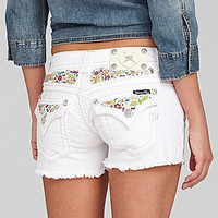 Miss Me Embroidered Shorts   Dillards.com