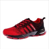 New Men's Women's Running Shoes Athletic Breathable Includes Bonus Gift