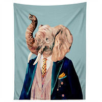 Animal Crew Mr Elephant Tapestry