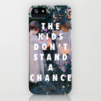 Lilies Don't Stand A Chance iPhone & iPod Case by Modern Vampires of Art History | Society6