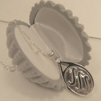 H20 Just Add Water EXACT Replica Locket Necklace like H2O Mermaids Sterling Silver 925