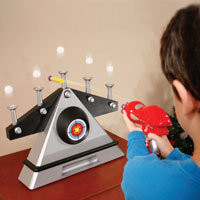 Hover Ball Shooting Gallery